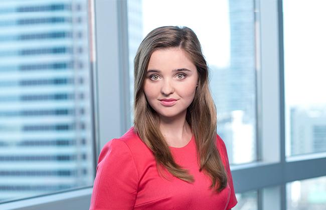 Marta Solarska: Wołoszański & Partners Law Firm