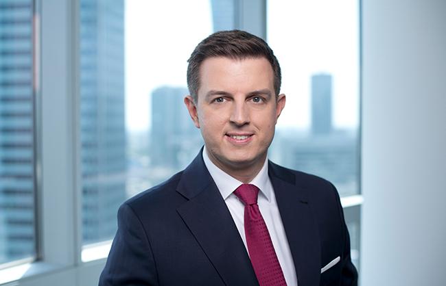 Michał Wołoszański, Managing Partner of Wołoszański & Partners Law Firm